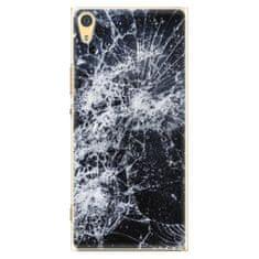 iSaprio Plastové pouzdro iSaprio - Cracked - Sony Xperia XA1 Ultra