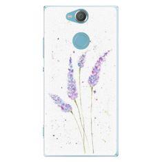 iSaprio Plastové pouzdro iSaprio - Lavender - Sony Xperia XA2