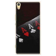 iSaprio Plastové pouzdro iSaprio - Poker - Sony Xperia XA1 Ultra