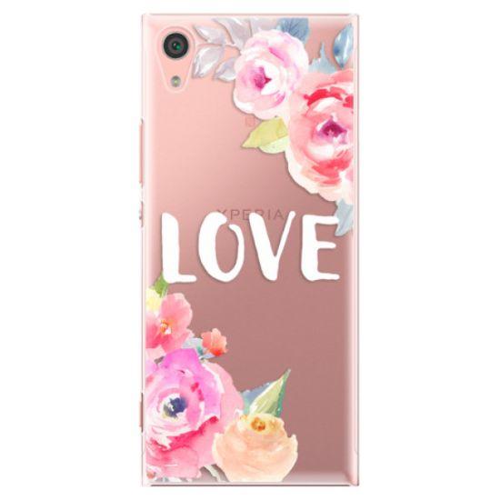 iSaprio Plastové pouzdro iSaprio - Love - Sony Xperia XA1