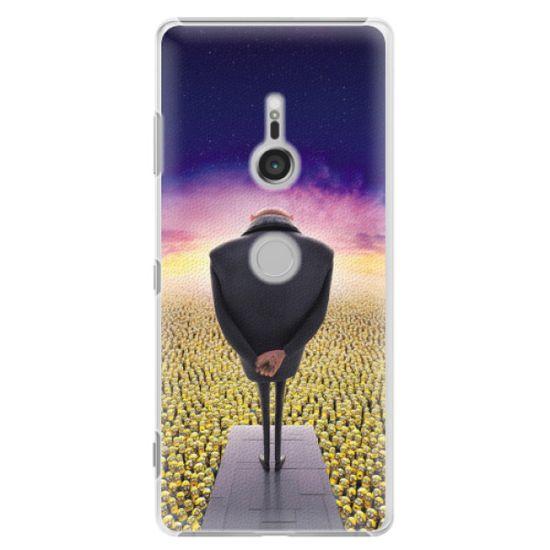 iSaprio Plastové pouzdro iSaprio - Gru - Sony Xperia XZ3
