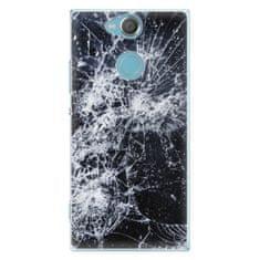 iSaprio Plastové pouzdro iSaprio - Cracked - Sony Xperia XA2