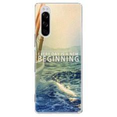 iSaprio Plastové pouzdro iSaprio - Beginning - Sony Xperia 5
