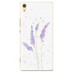 iSaprio Plastové pouzdro iSaprio - Lavender - Sony Xperia XA1 Ultra