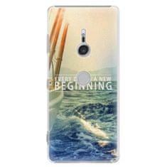 iSaprio Plastové pouzdro iSaprio - Beginning - Sony Xperia XZ3