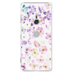 iSaprio Plastové pouzdro iSaprio - Wildflowers - Sony Xperia XZ3