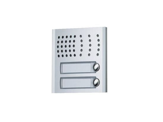 ACI Farfisa PL12PED - audio modul 2 tlačítka DF6000 Profilo