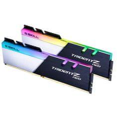 G.Skill Trident Z Neo RAM mamorija, 32 GB, 3600 MHz, DDR4, RGB (F4-3600C16D-32GTZNC)