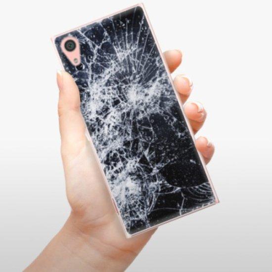 iSaprio Plastové pouzdro iSaprio - Cracked - Sony Xperia XA1