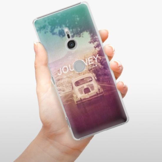 iSaprio Plastové pouzdro iSaprio - Journey - Sony Xperia XZ3