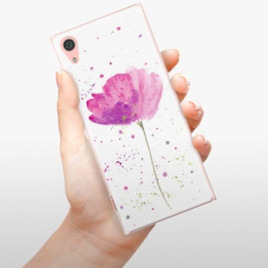 iSaprio Plastové pouzdro iSaprio - Poppies - Sony Xperia XA1