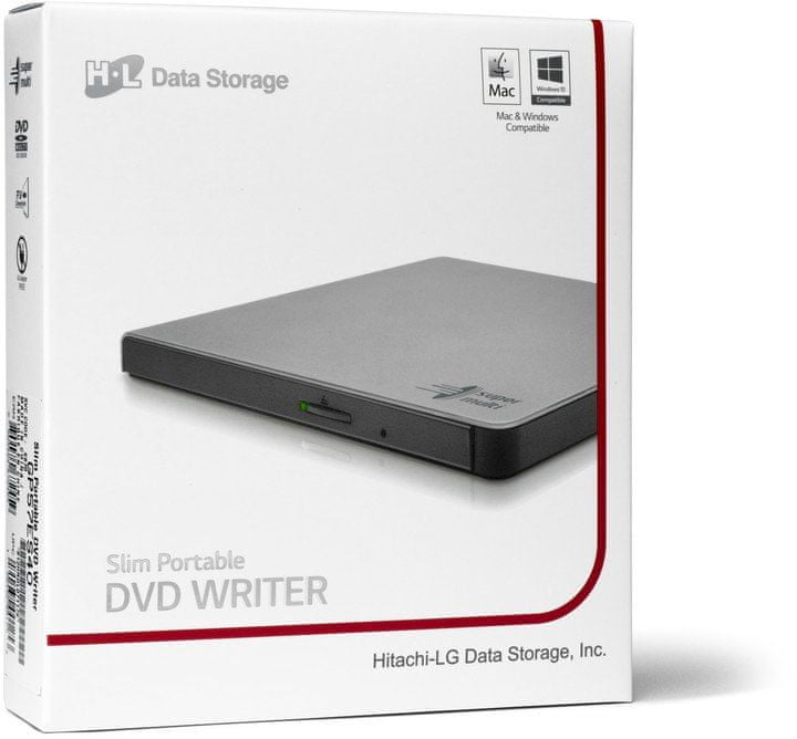 LG externí DVD±RW (GP57ES40)