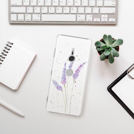iSaprio Plastové pouzdro iSaprio - Lavender - Sony Xperia XZ3