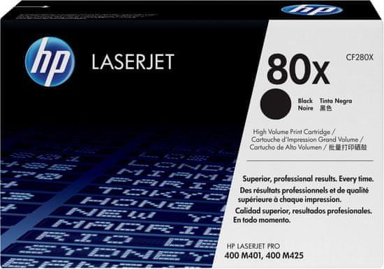 HP CF280XD, čierna, 2-pack