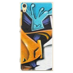 iSaprio Plastové pouzdro iSaprio - Graffiti - Sony Xperia XA1 Ultra