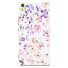 iSaprio Plastové pouzdro iSaprio - Wildflowers - Sony Xperia XA1 Ultra