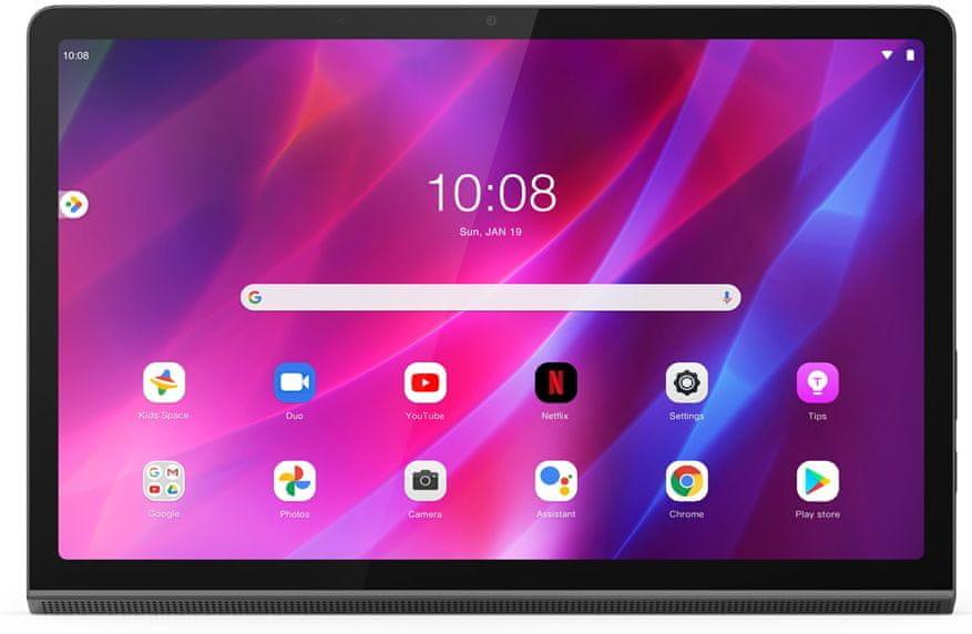 Lenovo Yoga Smart Tab 11, 4GB/128GB, LTE, Storm Grey (ZA8X0025CZ)