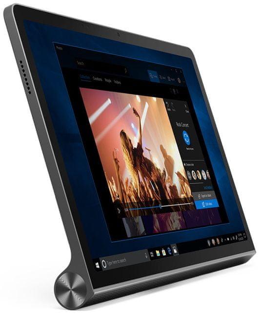 Lenovo Yoga Smart Tab 11, 8GB/256GB, LTE, Storm Grey (ZA8X0049CZ)