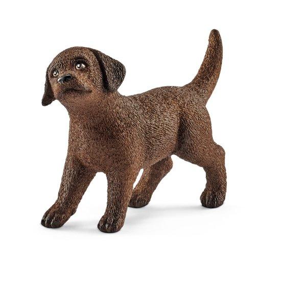 Schleich labrador, štene, figurica