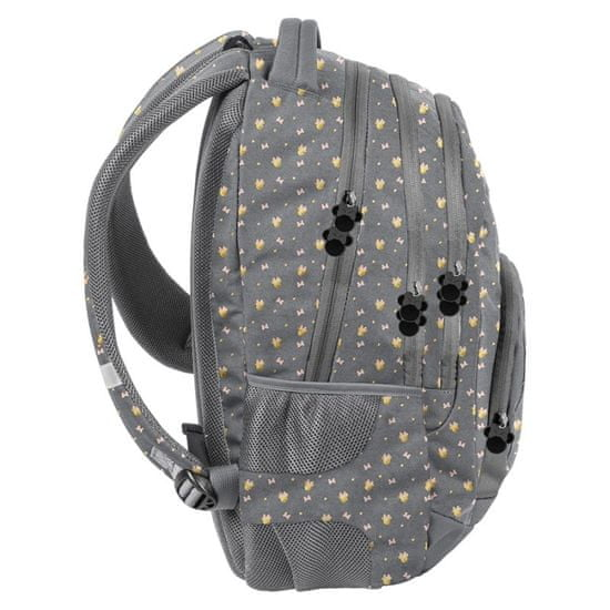 Paso iskolai hátizsák Minnie Gold