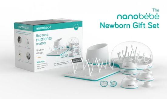 Nanobébé Darčeková sada pre novorodencov