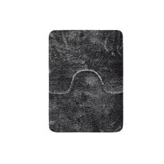 Top textile Koupelnový set -tmavě šedý