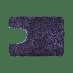 Povlečeme vše Předložka na WC 50x50 cm - fialová