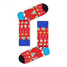 Happy Socks Ponožky All I Want For Christmas Sock (ALL01-4300) - velikost M