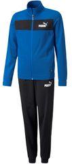 Puma 58937163 Poly Suit fantovska trenirka, modra, 110