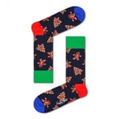 Happy Socks Ponožky Gingerbread Cookies Socks (GCO01-6500) - velikost L