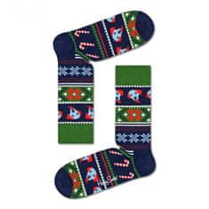 Happy Socks Ponožky Happy Holiday Sock (HHS01-7300) - velikost M