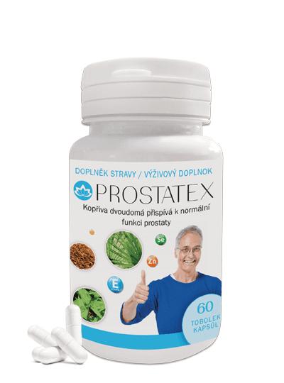 Novax Prostatex - pre vašu prostatu a reprodukčný systém