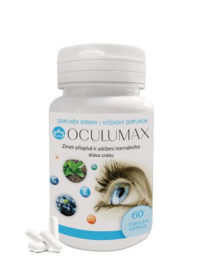 Novax  Oculumax - to najlepšie pre vaše oči s vysokou dávkou luteínu