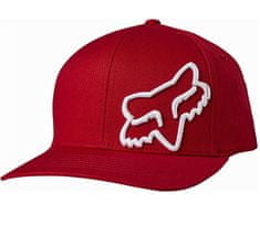 Fox Dětská čepice Youth Flex 45 Flexfit Hat Chilli