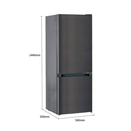 CHiQ Kombinovaná chladnička FBM205L42