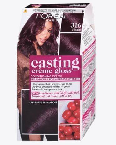 Loreal Paris Casting Creme Gloss boja za kosu, 316