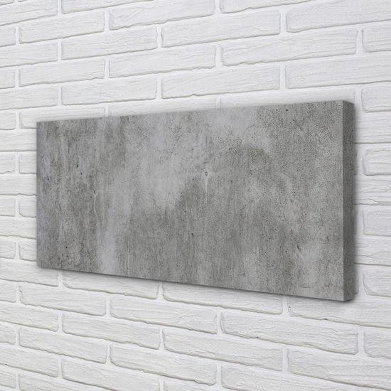 tulup.si Slika na platnu Kamen betonski zid