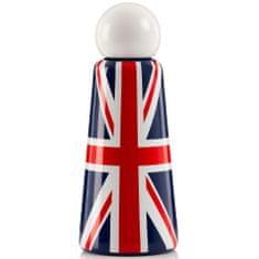 Lund London Termo láhev do školy LUND LONDON Skittle Bottle Original 500ml - UK Flag