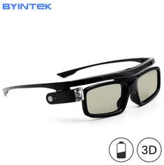 Byintek 3D DLP- Link LCD naočale Shutter Glasses, univerzalne