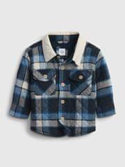 Gap Dojenčki Jakna plaid jacket Jakna plaid jacket 18-24M