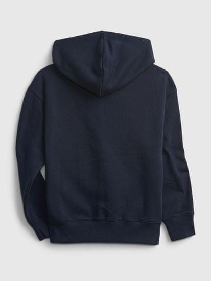 Gap Detské mikina Logo arch hoodie