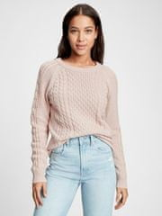 Gap Svetr cable knit sweater XL