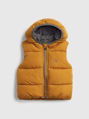 Gap Dojenčki Brezrokavnik warmest vestBrezrokavnik warmest vest 12-18M