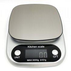 OEM Digitální kuchyňská váha do 3kg / 0,1g