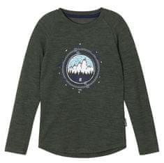 Reima 536623-8510 Viisas fantovska termo majica, zelena, 122
