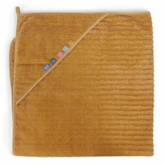 CEBA Ręcznik z kapturem Tencel Line 100x100 Peru Wave