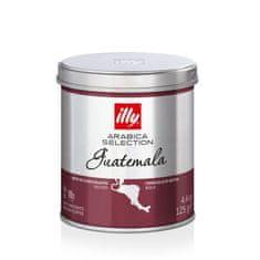 illy kava Guatemala, mleta, kofeinska, 125 g
