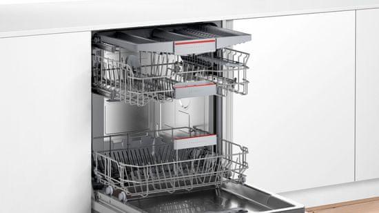 Bosch vstavaná umývačka SGV4HVX37E + doživotná záruka AquaStop