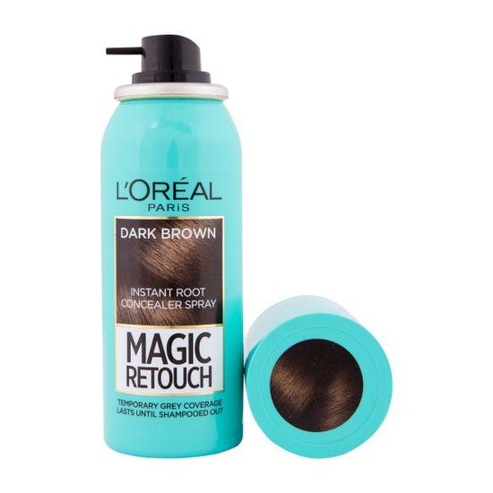 Loreal Paris sprej za prekrivanje izrasta Magic Retouch, 2 Dark Brown