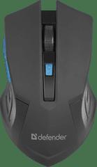 Defender Myš Accura MM-275 Blue 52275